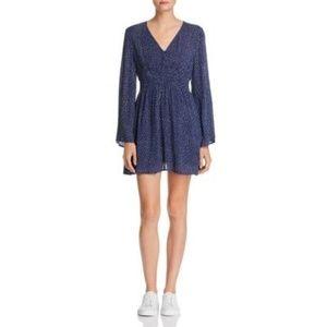 NWOT En Creme Floral Print Short Dress
